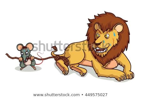 漫画 マウス 退屈 実例 ストックフォト © cthoman