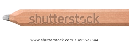 Woodworker's pencil Stock photo © backyardproductions