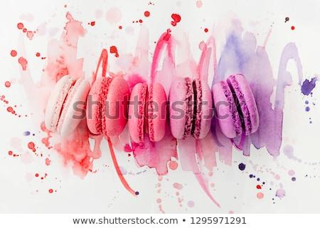 Macarons. Stock photo © Fisher