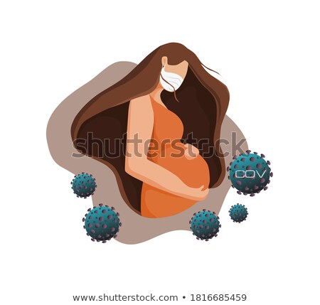 Virus And Pregnancy Stock photo © Lightsource