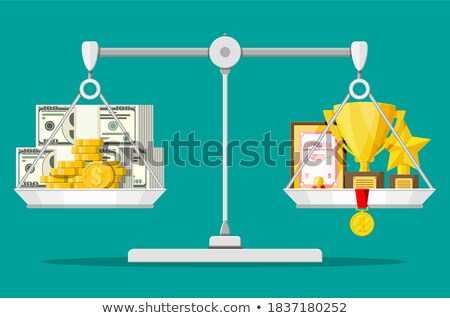 Best price — Coins at pedestal Stock photo © jossdiim