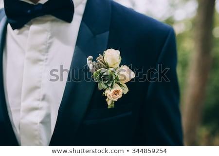 Stockfoto: Oranje · knoopsgat · bloem