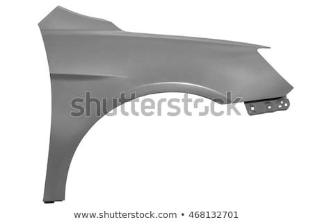 スポーツカー フェンダー クローズアップ カスタム キット 現代 ストックフォト © ArenaCreative