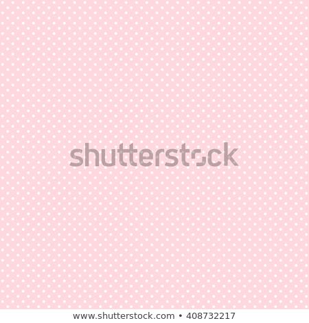 Mały biały różowy projektu tkaniny tapety Zdjęcia stock © haraldmuc