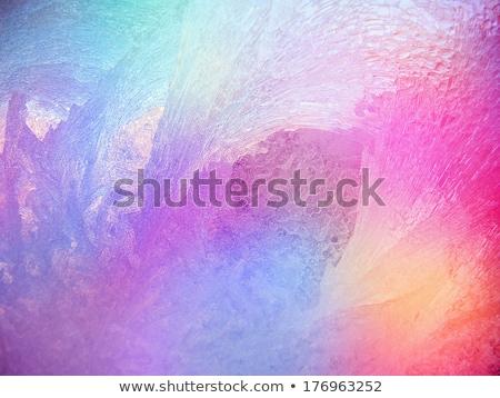 Fantastik renk eğim duvar dizayn Stok fotoğraf © adamson