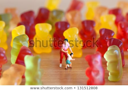 Gummi bear invasion Stock photo © Kirill_M