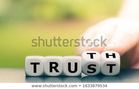 igazság · meghatározás · őszinteség · jelentés · sportszerűség · igazi - stock fotó © devon