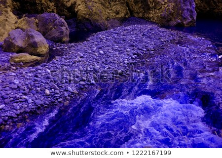 Swimming Hole, in Infrared Stock photo © searagen