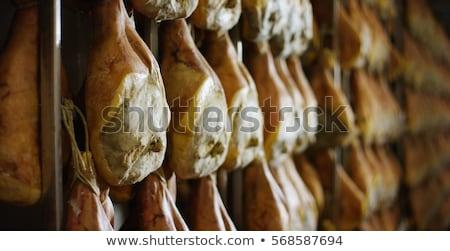 Parma ham Stock photo © raphotos