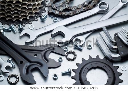 mecânico · mãos · mecânica · homens - foto stock © vladacanon