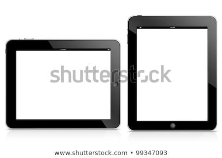 Search The Internet on Tablet Computer Stock photo © stevanovicigor