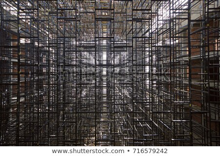 Scaffolding pattern Stock photo © Artlover