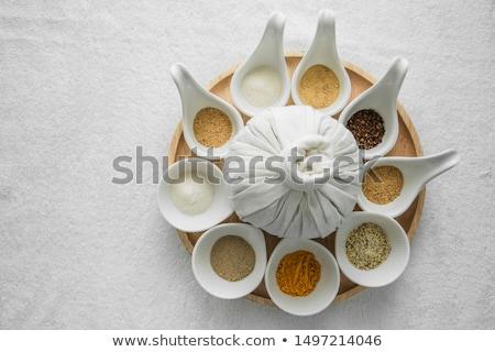 スパ 伝統的な 治療 自然 美 ストックフォト © aza