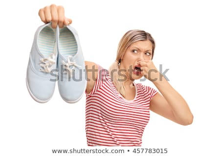 dirty unhygienic foots Stock photo © Mikko