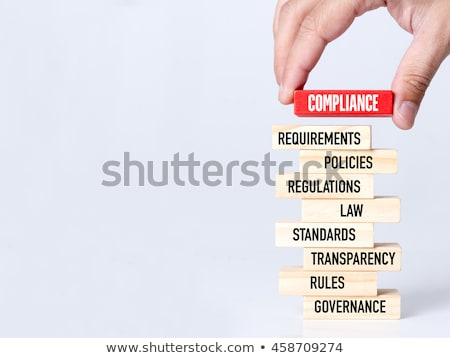 Compliance Concept with Word on Folder. Stock photo © tashatuvango