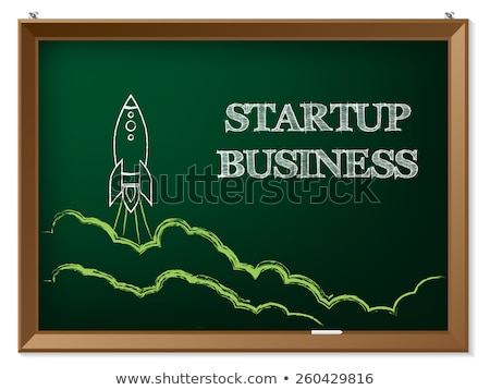 New Opportunities - Chalkboard with Hand Drawn Text. Stock photo © tashatuvango