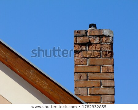 Weathered Gable Stock photo © dcslim