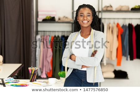 ビジネス 服 男性 パターン 男性 繊維 ストックフォト © zurijeta