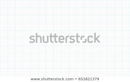 Engineering Graph Paper Stock photo © kitch