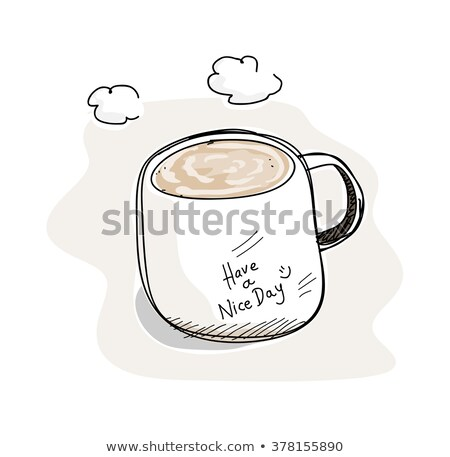 Have a Nice Day Concept with Doodle Design Icons. Stock photo © tashatuvango
