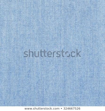 Denim textura azul claro jeans tejido Foto stock © ESSL