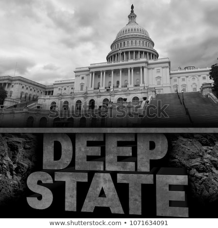 Deep State Concept Stock photo © Lightsource