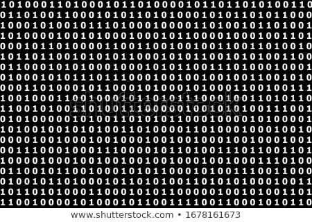 código · binário · números · algoritmo · binário · dados · código - foto stock © kyryloff