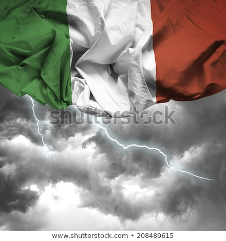 Italy Crisis Concept Stock photo © Lightsource