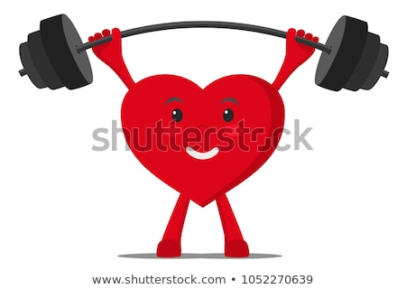 Strong Healthy Heart Stock photo © Lightsource
