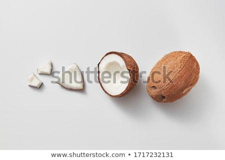 Taze olgun doğal meyve Stok fotoğraf © artjazz