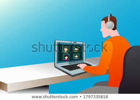 Office situation. Stock photo © iofoto
