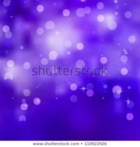 Stok fotoğraf: Bokeh · ışıklar · Noel · eps · neşeli