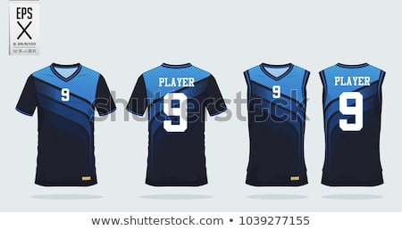 Sport Uniforms Stock photo © emirsimsek