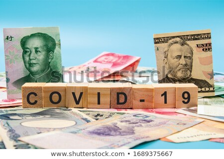 usd and rmb bank notes stock photo © bbbar