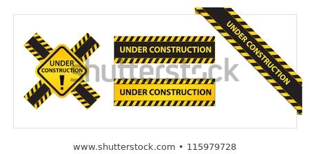 セット ラベル 建設 タグ コレクション ストックフォト © liliwhite