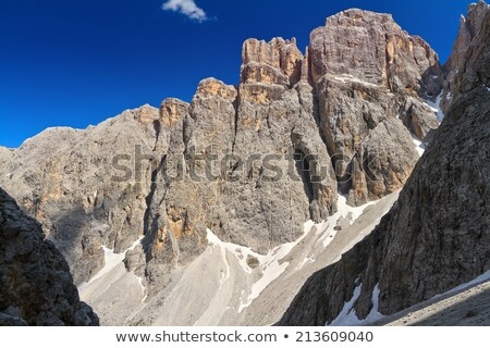 Dolomiti - Piz da Lech mount Stock photo © Antonio-S