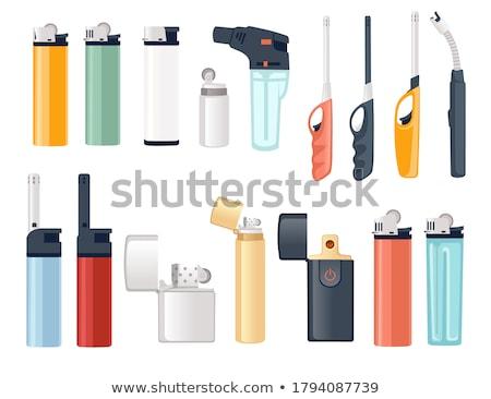 Gas encendedor 3D generado Foto Foto stock © flipfine