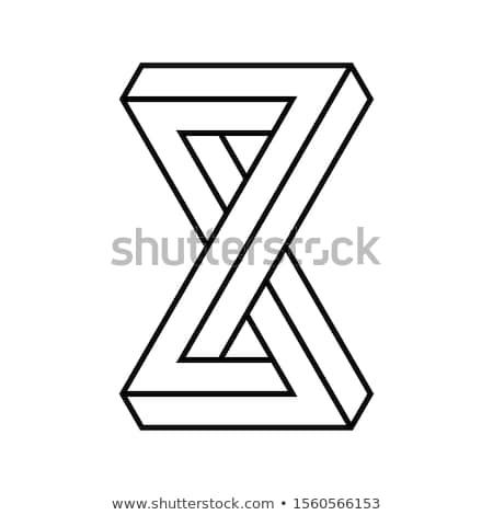 Geometrie objecten symbool groep meetkundig Stockfoto © Lightsource