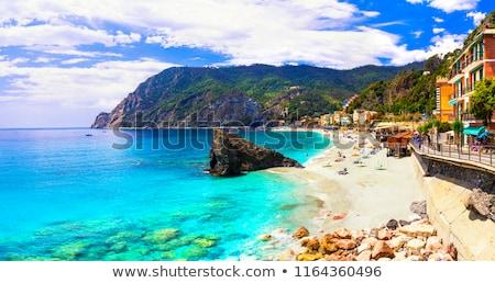 İtalyan park güzel sahil manzara can Stok fotoğraf © RazvanPhotography