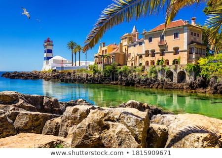 Cascais seashore, Portugal Stock photo © joyr