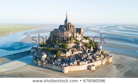 Le Mont Saint Michel Stock photo © tilo