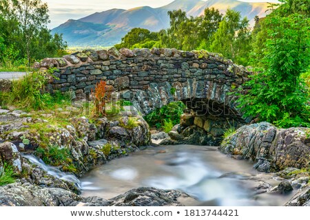 ashness bridge stock photo © chris2766