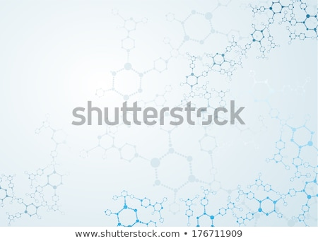 Stock photo: science background