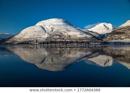Vesteralen panorama Stock photo © Harlekino