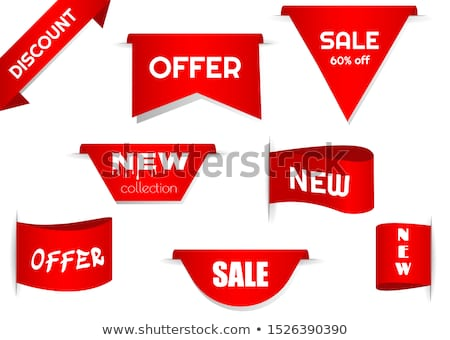 Limited Collection Pink Vector Button Icon Stock photo © rizwanali3d