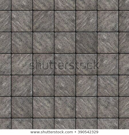 Szürke járda tér forma textúra építkezés Stock fotó © tashatuvango