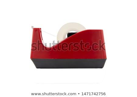 adhesive tape holder stock photo © michaklootwijk