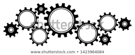 изолированный передач черный работу фон корпоративного Сток-фото © scornejor