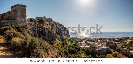 Castle of Milazzo stock photo © Steffus