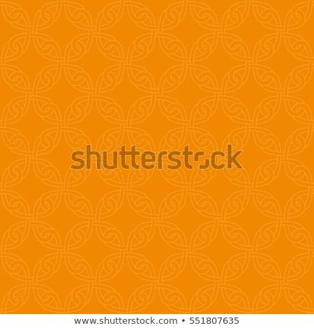 neutral seamless celtic knotwork pattern stock photo © almagami